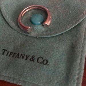Tiffany and Co. Paloma Picasso ring